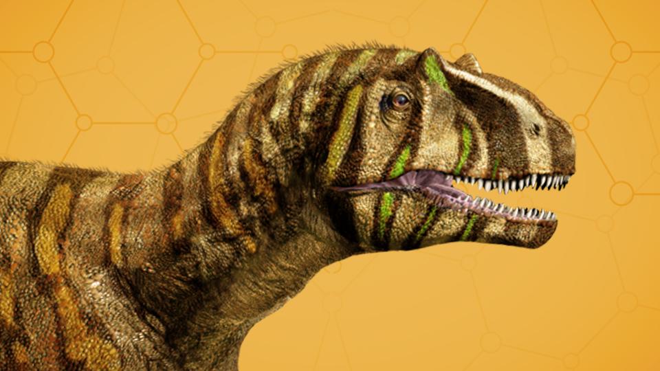 Metriacanthosaurus 恐竜図鑑|映画�...